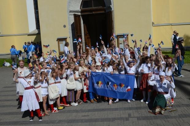 Euroopa Eesti Lastekoor